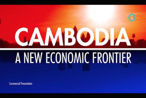 CAMBODIA a new economic frontier